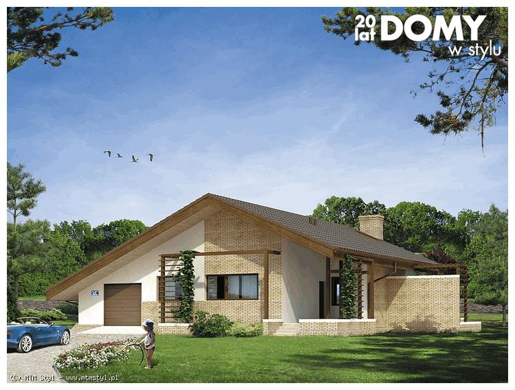 przykładowy projekt domu